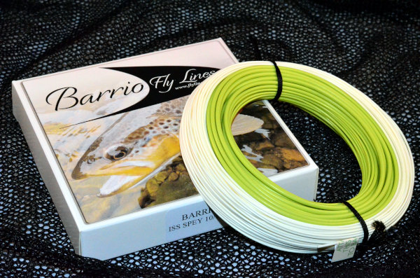 Barrio ISS integrated Scandi Spey lines
