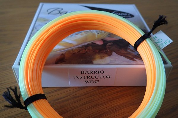 Barrio Instructor Fly Line