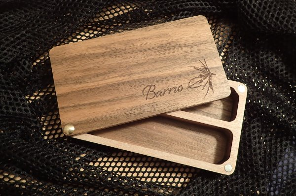 Barrio Pocket Tube Fly Box