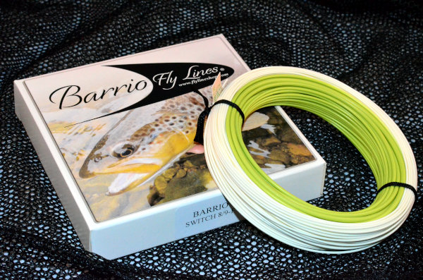 Barrio Switch fly lines